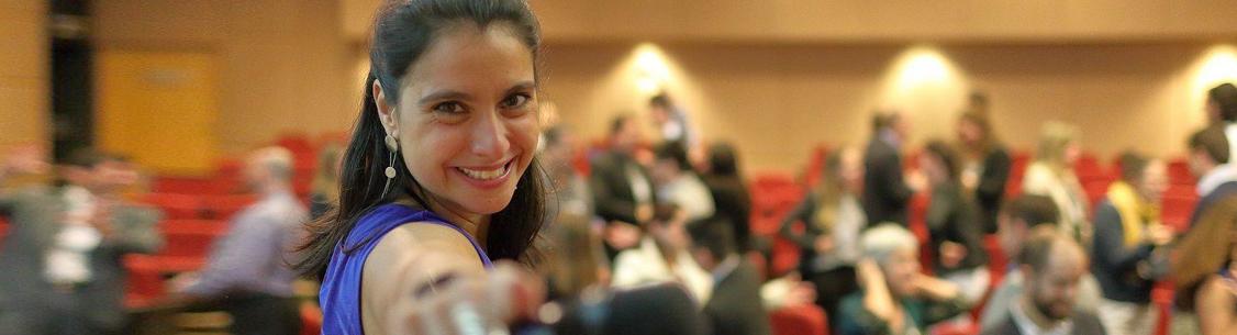 Palestra Patrícia Pantaleão